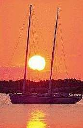 Sunset Sailing in Charlotte Harbor